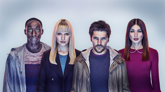 Humans serie
