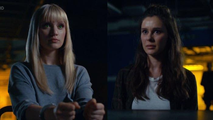 Niska y Astrid reencuentro