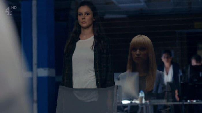 Niska y Astrid se reencuentran