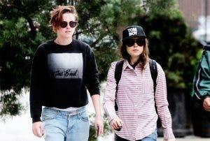 Ellen Page y Kristen Stewart anuncian su noviazgo