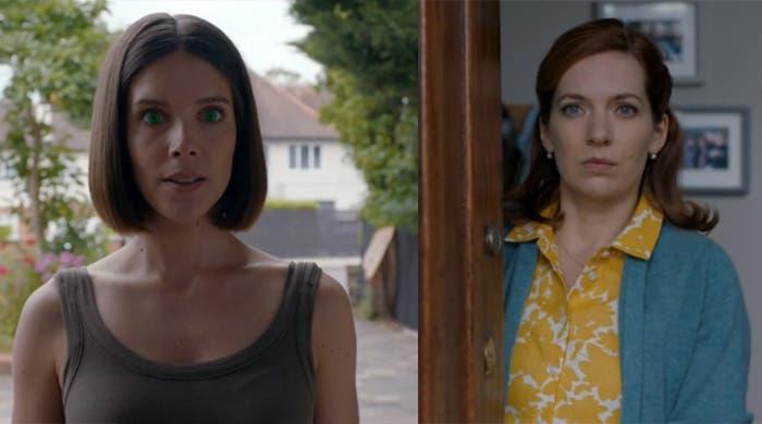 Laura le abre la puerta a Hester