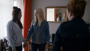 Niska y Astrid resumen de episodio 2×07 Humans