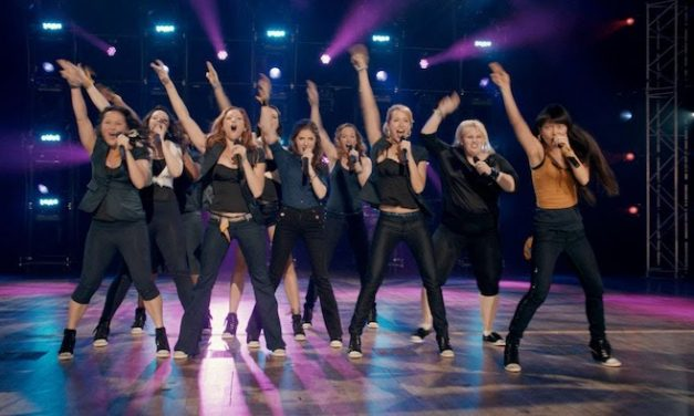 Regalo de Navidad de parte de Pitch Perfect 3