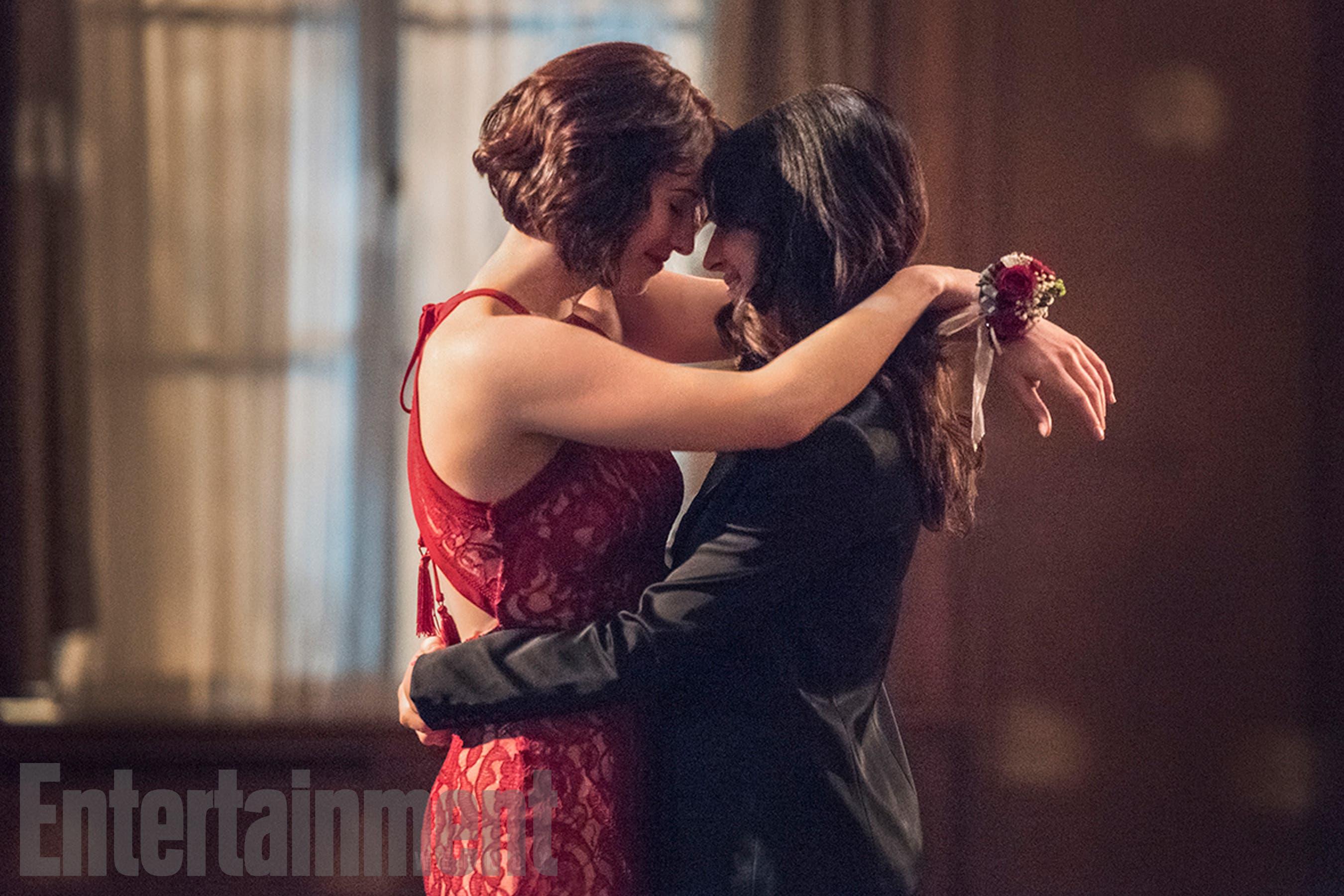 Sanvers será el centro del episodio de San Valentín de Supergirl