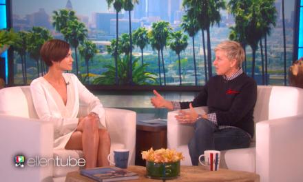 Ellen DeGeneres y Ruby Rose Juntas por primera vez en TV