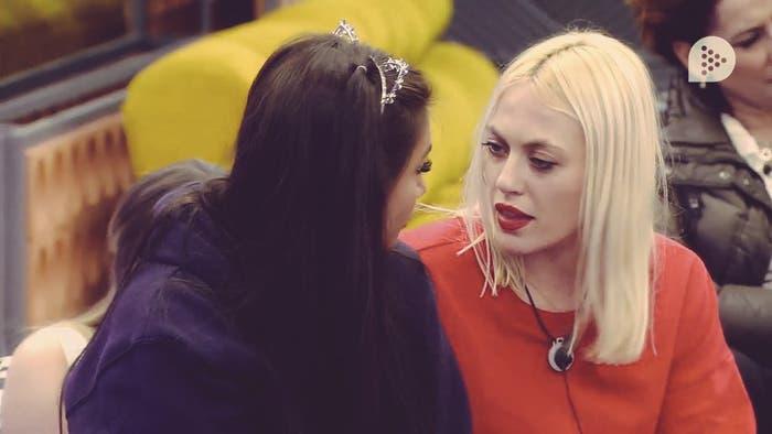 Elettra y Daniela siguen ligando en Gran Hermano VIP