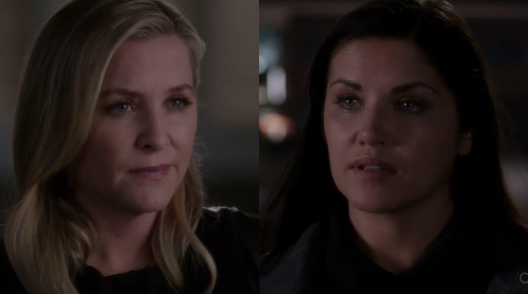 Arizona y Eliza hablando
