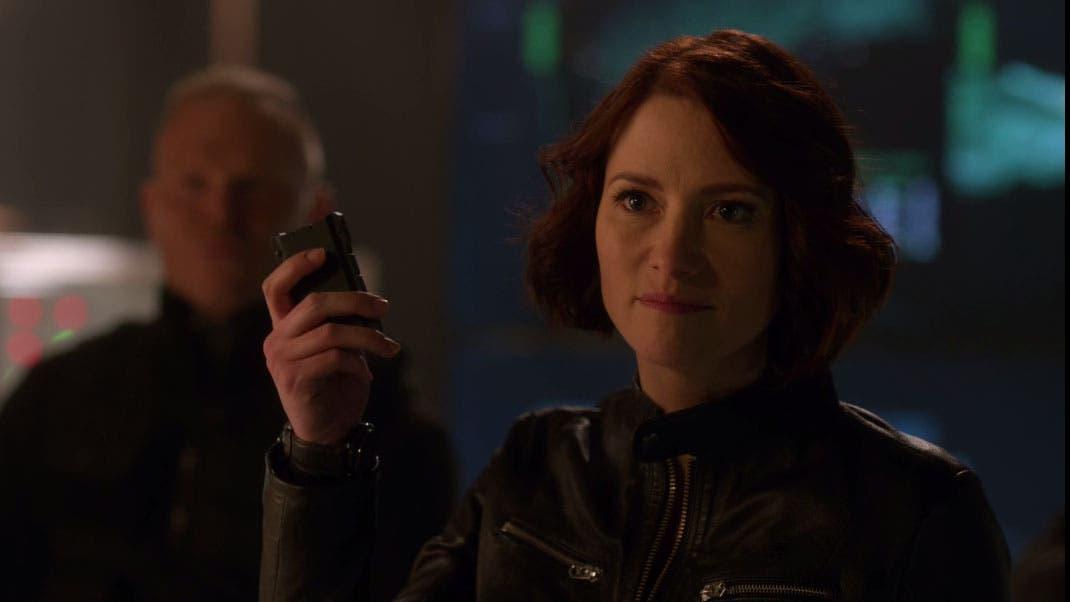 Alex Danvers en Supergirl