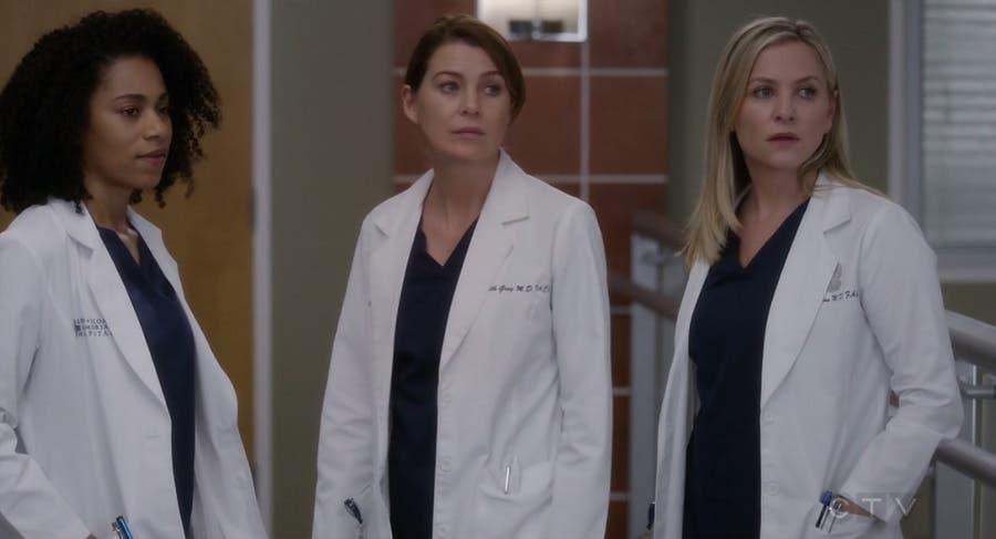 Arizona, Maggie y Meredith