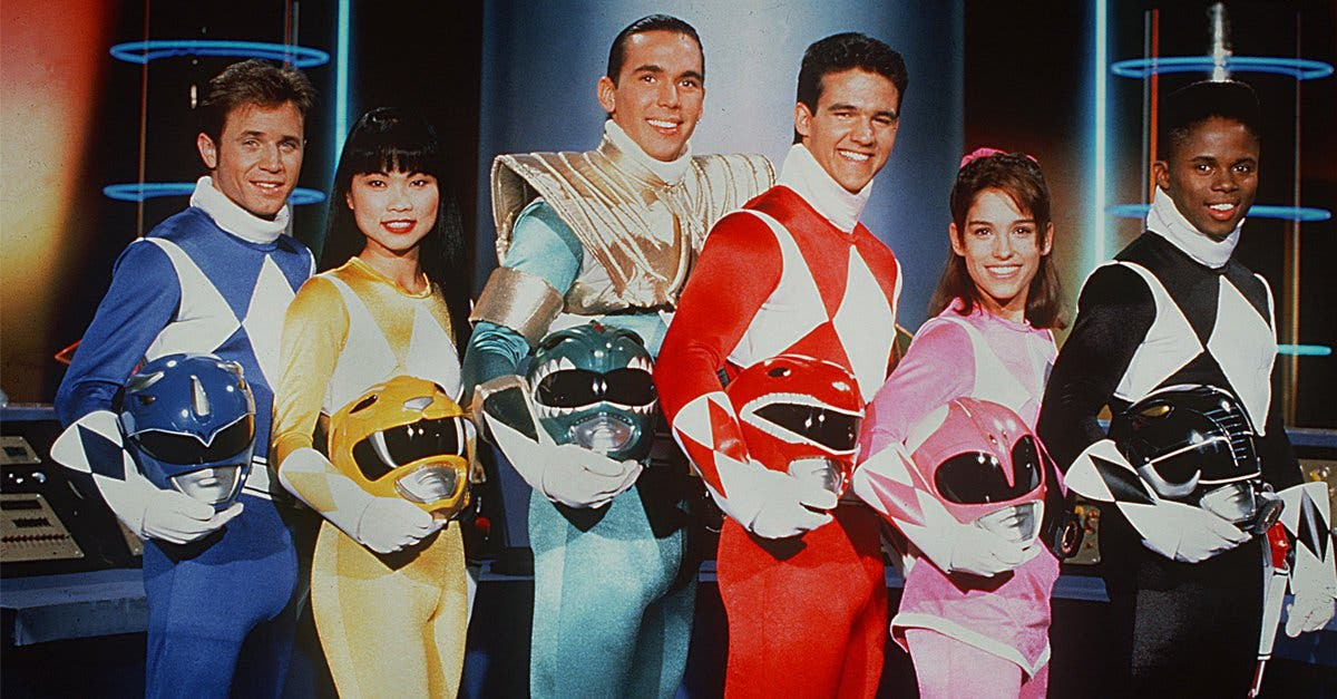 Power Rangers Originales
