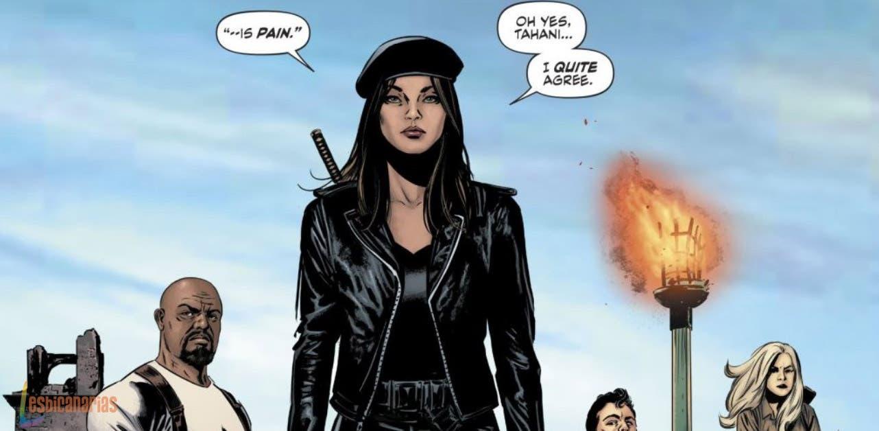 Batwoman 2 desconocida en Coryana