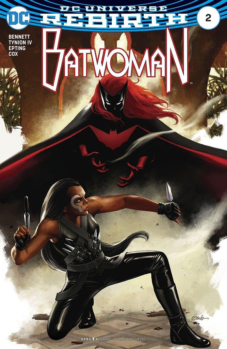 Batwoman 2 portada