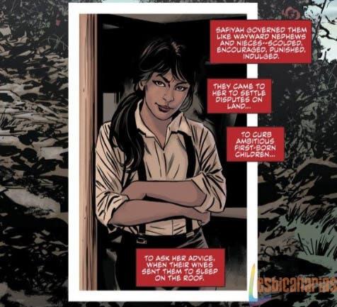 Safiyah en Batwoman 2