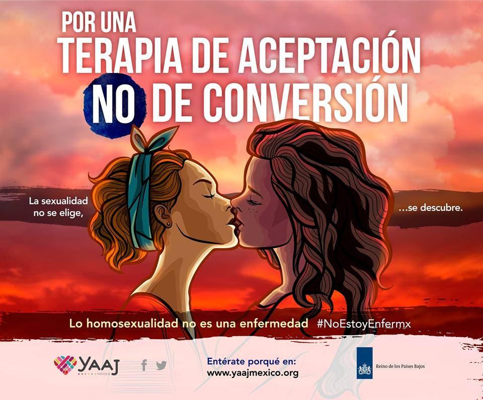 Un psicólogo mexicano causa controversia con su método para curar la homosexualidad en 4 meses