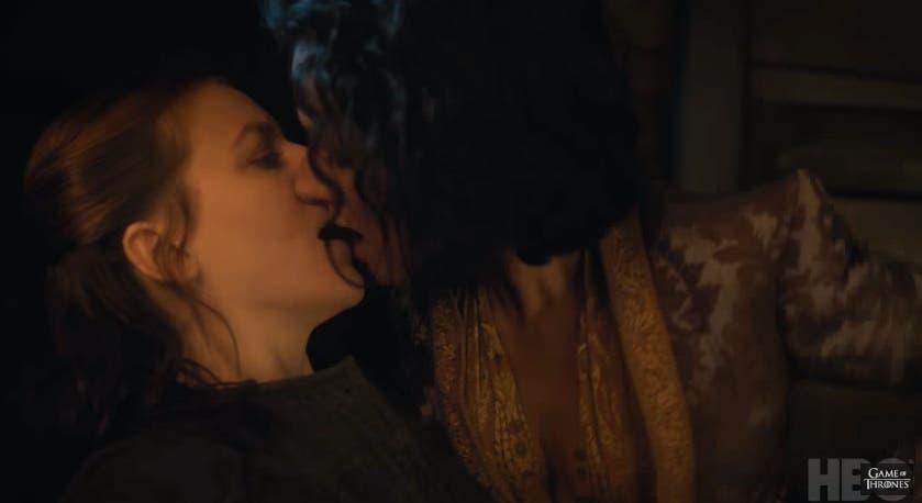 Game of Thrones nos promete más acción lésbica en su nuevo tráiler