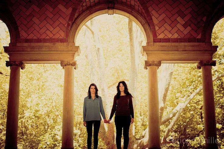 3 enormes decisiones en una relación lesbicanaria
