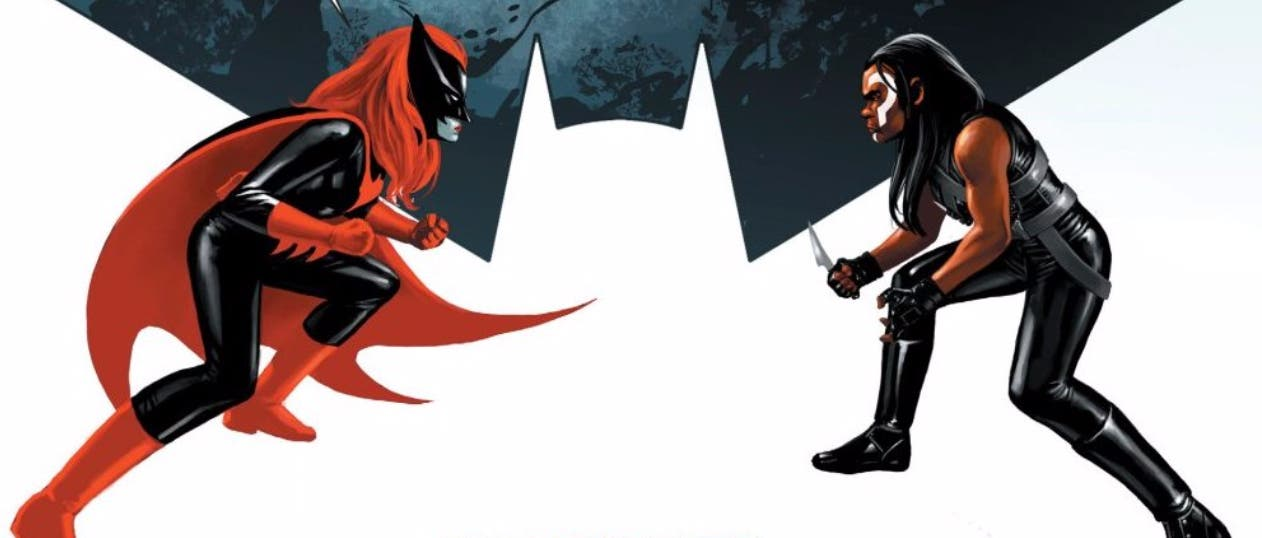 Batwoman 3: The many arms of death 3