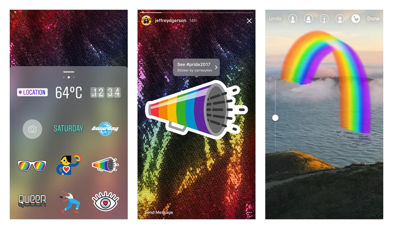 Instagram celebra el Orgullo LGBT por todo lo alto