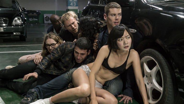 Sense8 ha sido cancelada por Netflix
