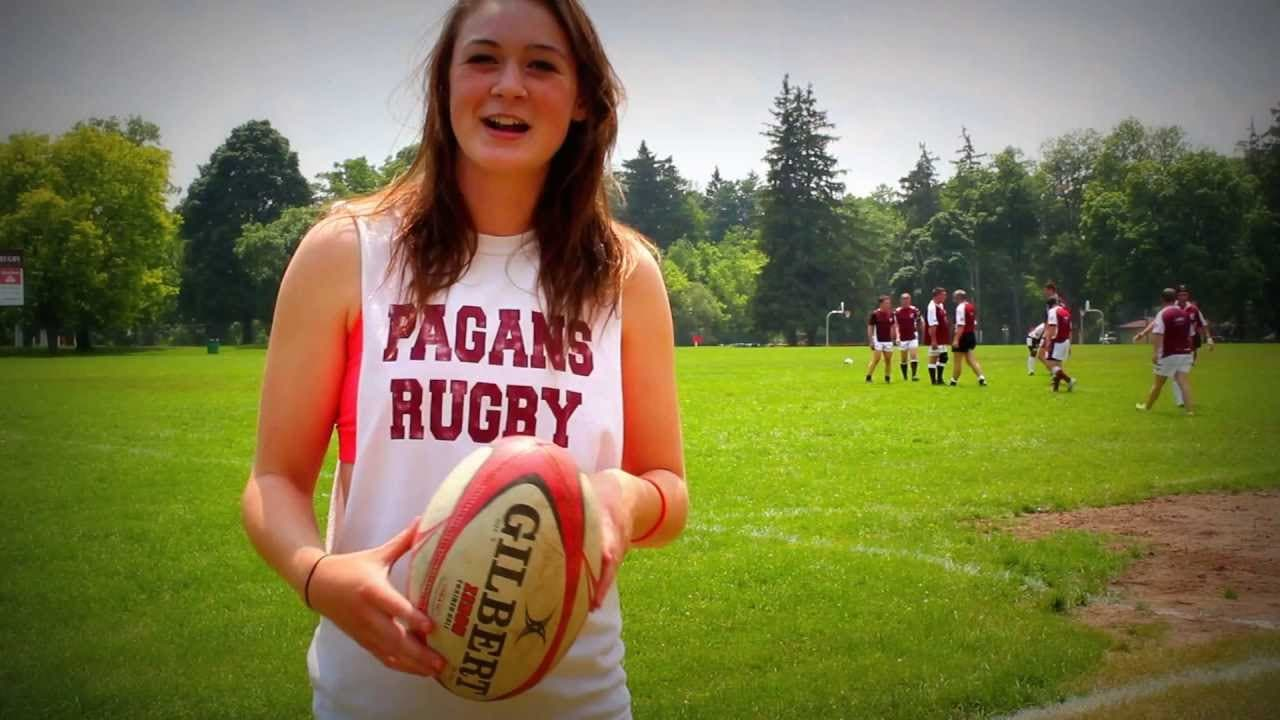 Hannah Darling Rugby