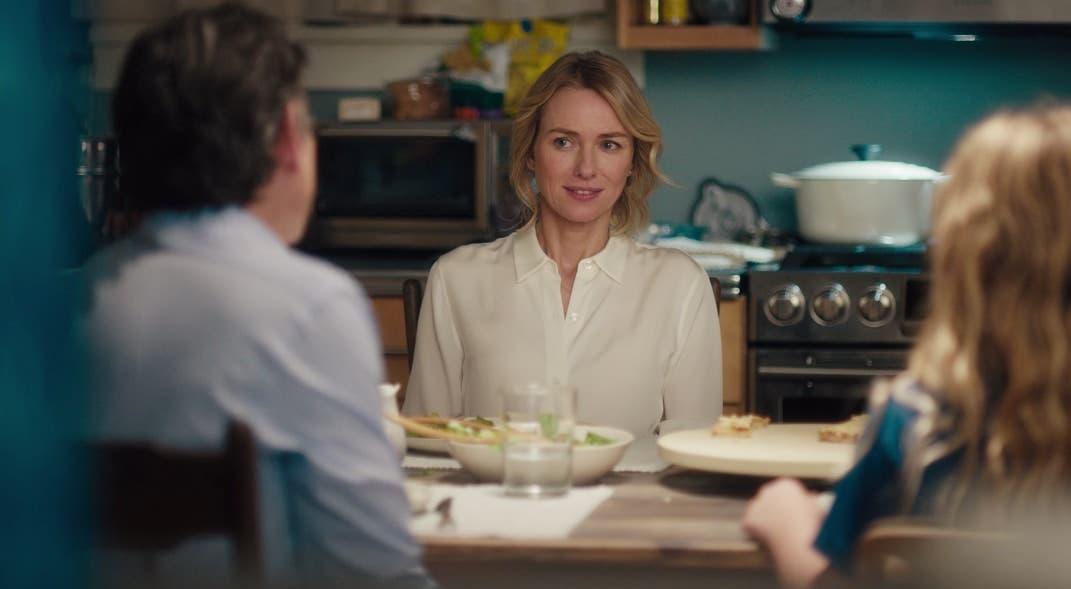 Jane cenando en familia Gypsy