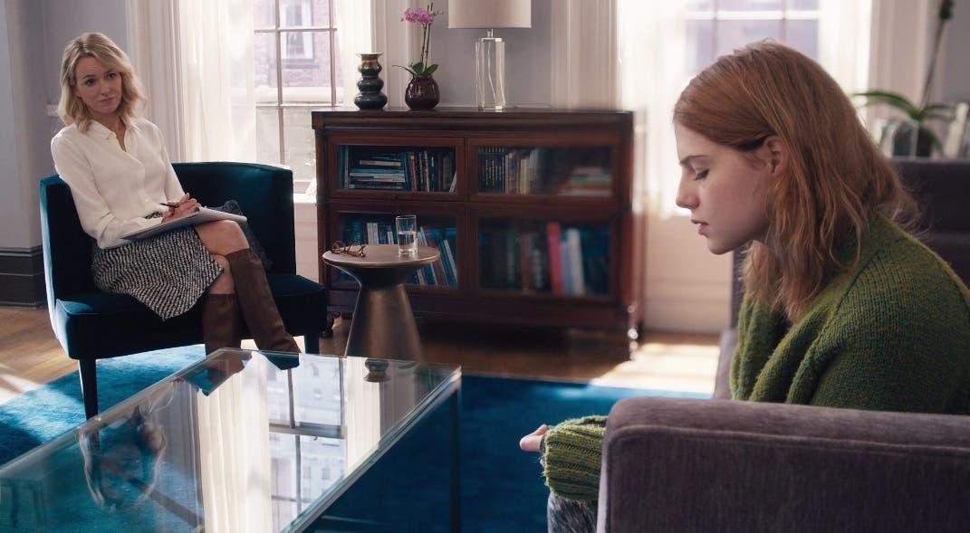 Jane en terapia con Allison