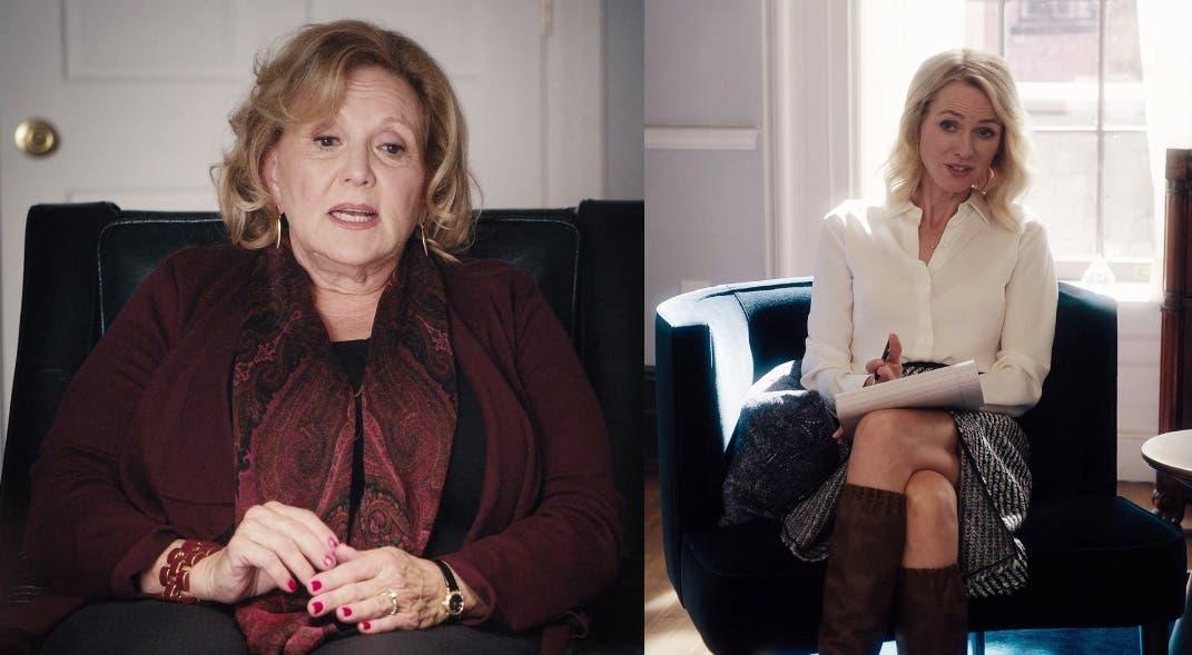 Jane en terapia con Claire