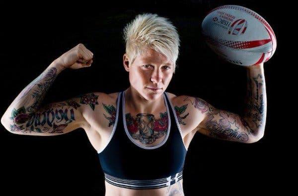Jen Kish Rugby