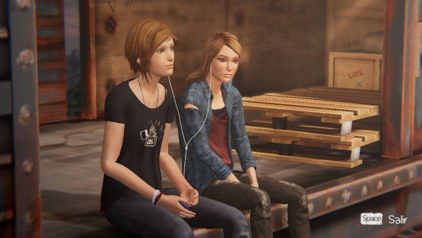 Life is Strange: Before The Storm episodio 1: Despierta