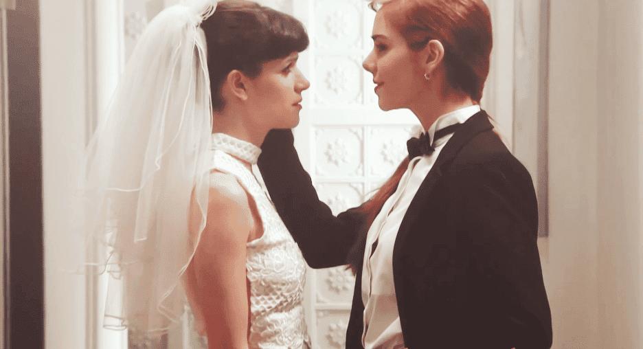 """Flor y Jazmín: La pareja lésbica de """"Las Estrellas"""""""