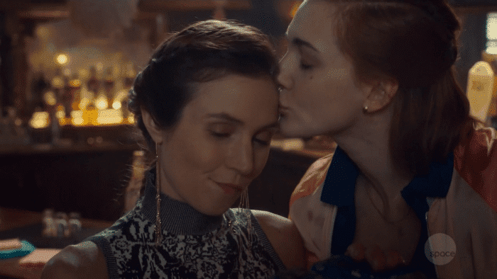 Wynonna Earp: Resumen de episodio 2×08 – Waverly y Nicole