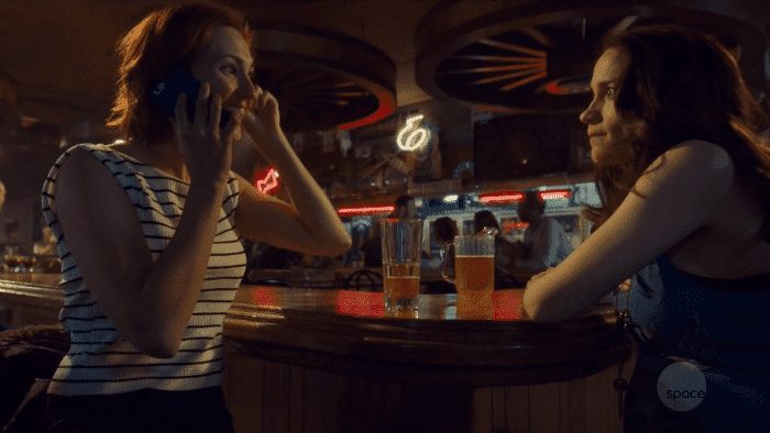 Wynonna Earp: Resumen de episodio 2×07 – Waverly y Nicole