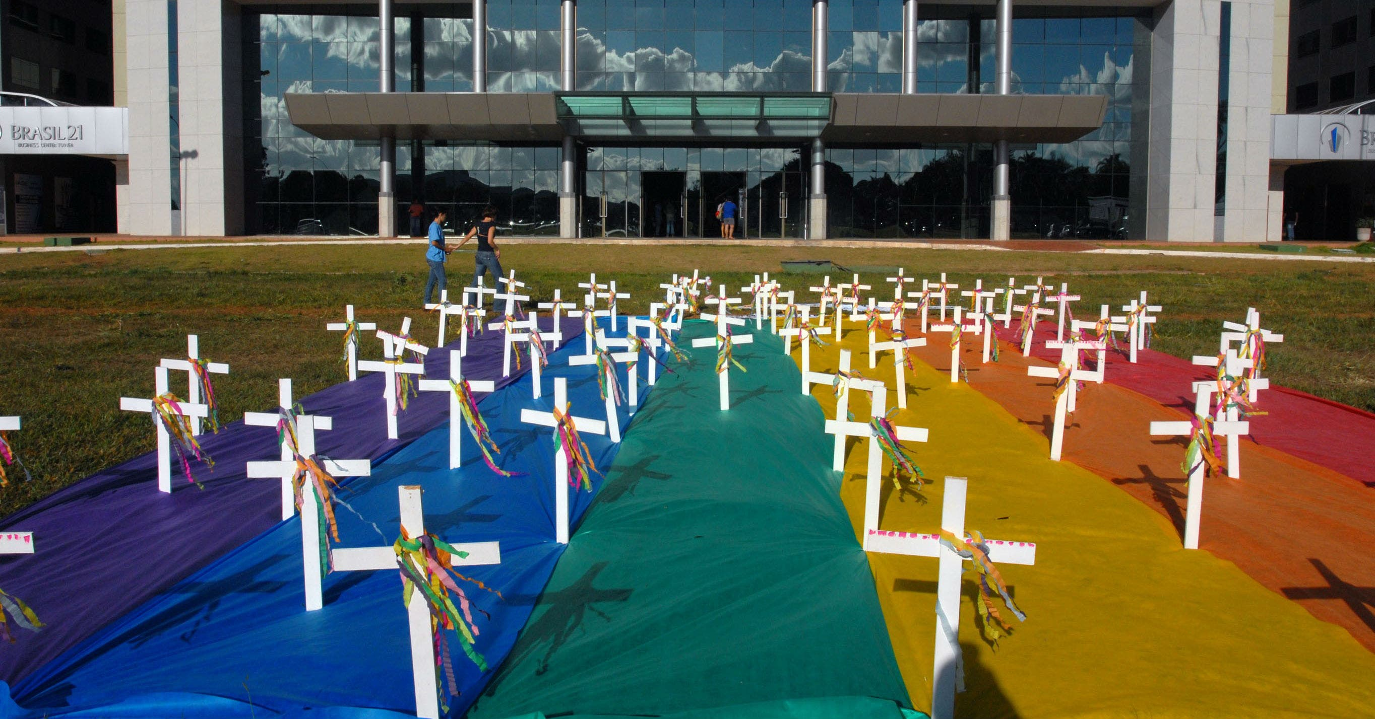 2017 ya es más mortal para las personas LGBT+ que 2016