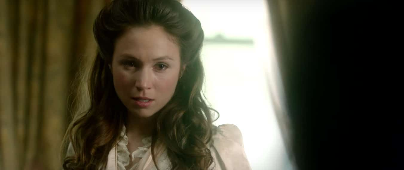 Dominique Provost-Chalkley en la película de Carmilla