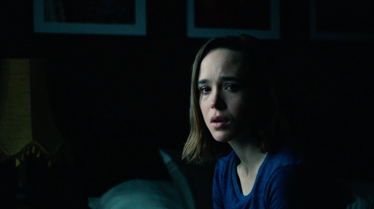 Ellen Page en My Days Of Mercy