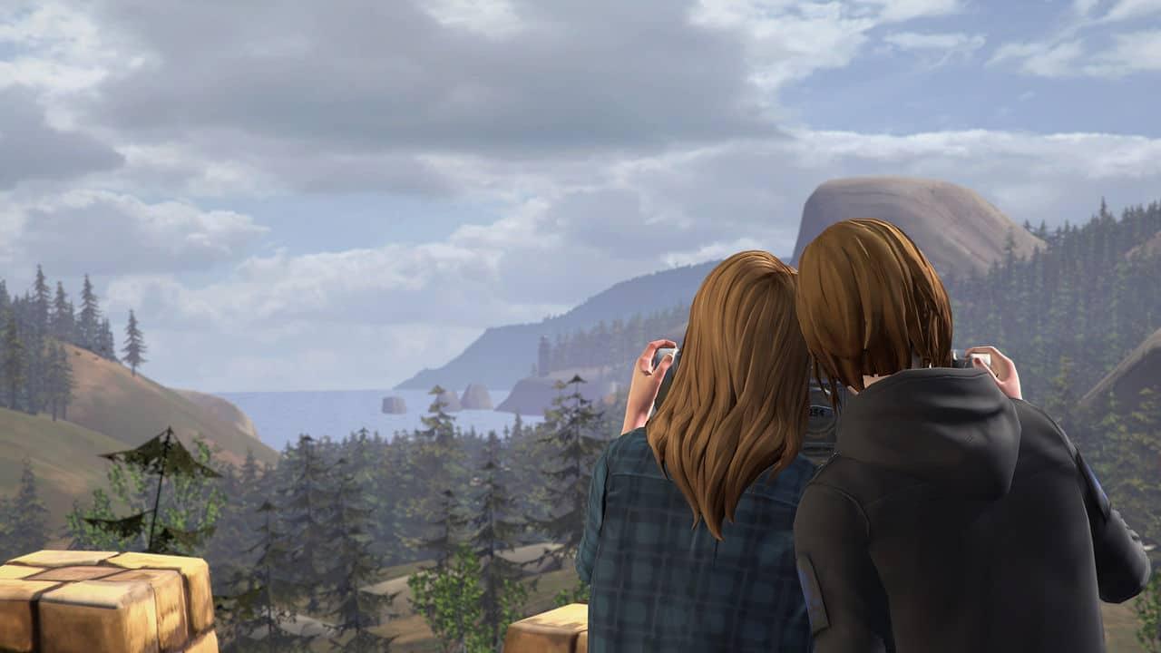 Life is Strange Before the Storm Chloe y Rachel
