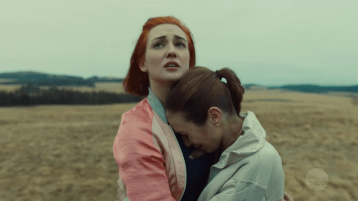 Wynonna Earp: Resumen de episodio 2×12 – Waverly y Nicole