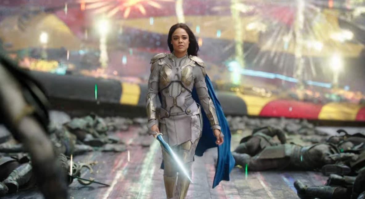 Tessa Thompson como Valkyria