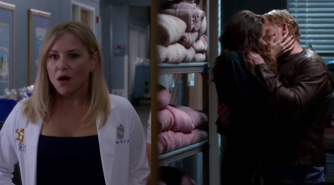 Arizona ve a Owen besarse con Carina