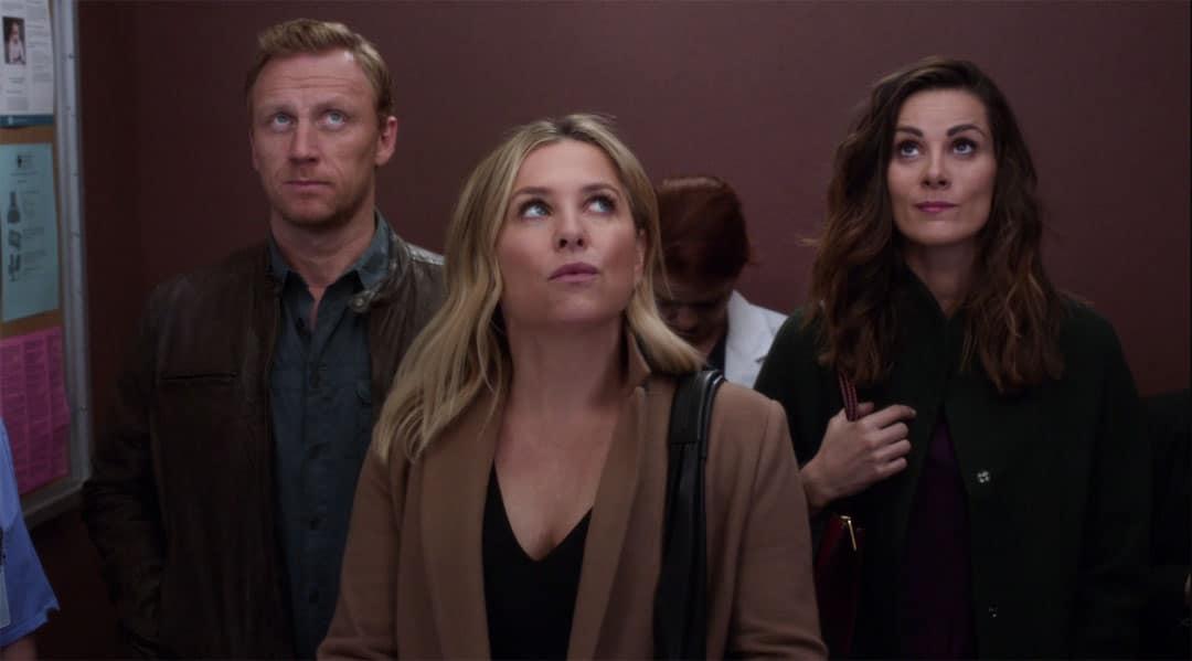 Arizona y Carina resumen de episodio 14x07- Anatomía de Grey ...