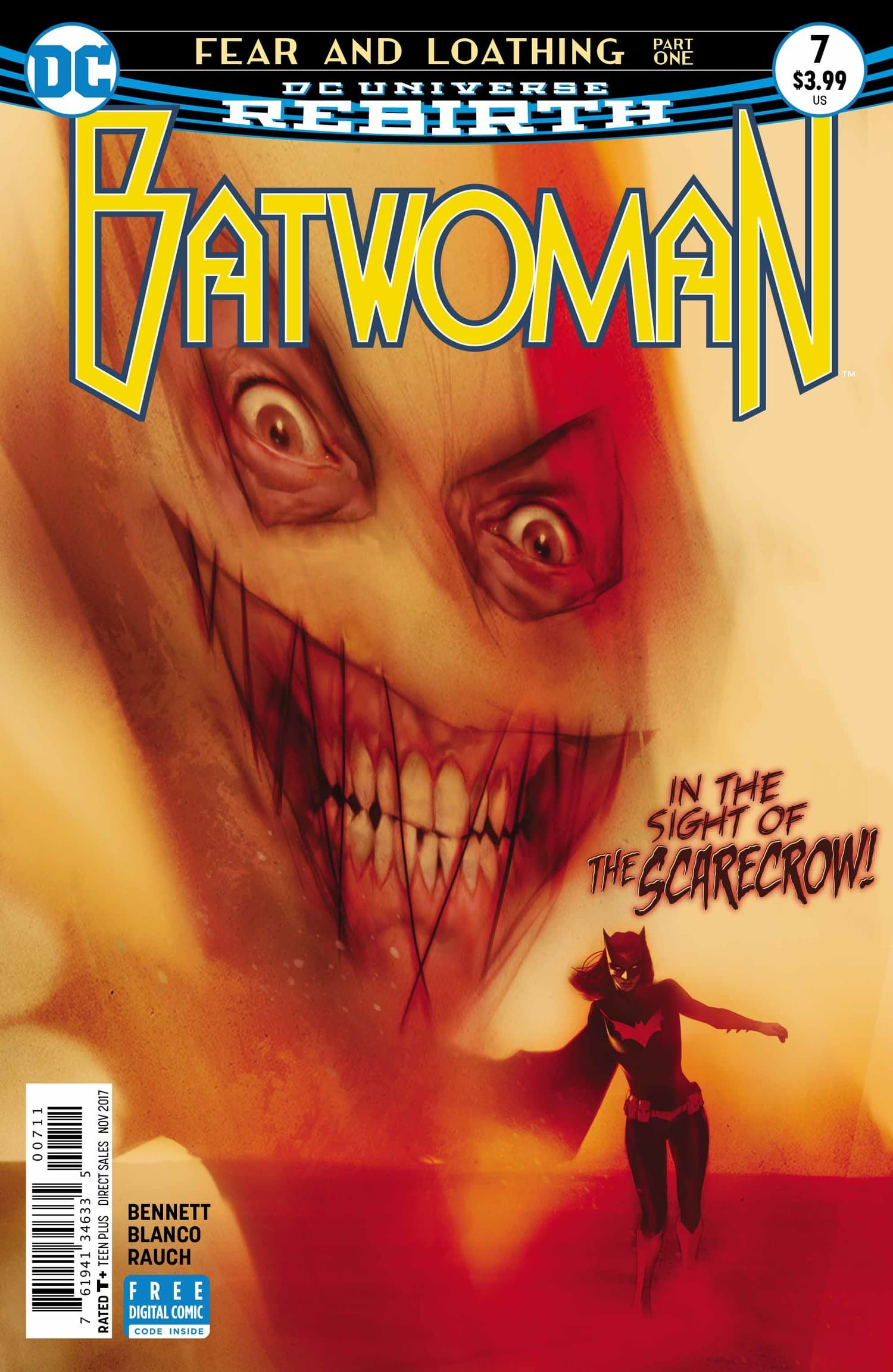 Batwoman 7 portada