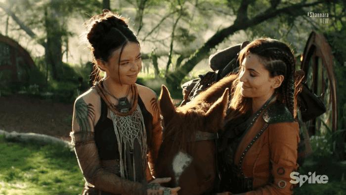 Eretria y Lyria: Resumen de The Shannara Chronicles 2×07-08