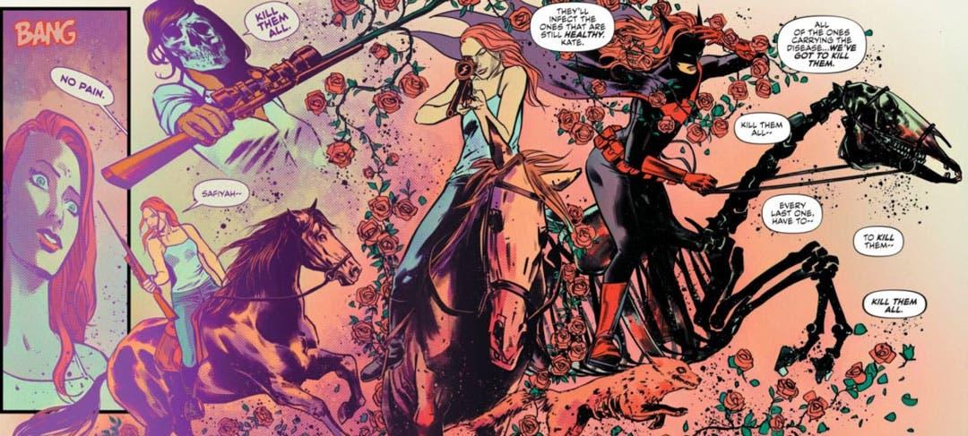 Batwoman recuerdo de Coryana