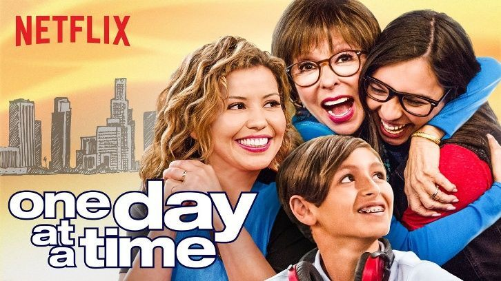 Ya tenemos fecha (y trailer retro) para la segunda temporada de One Day at a Time