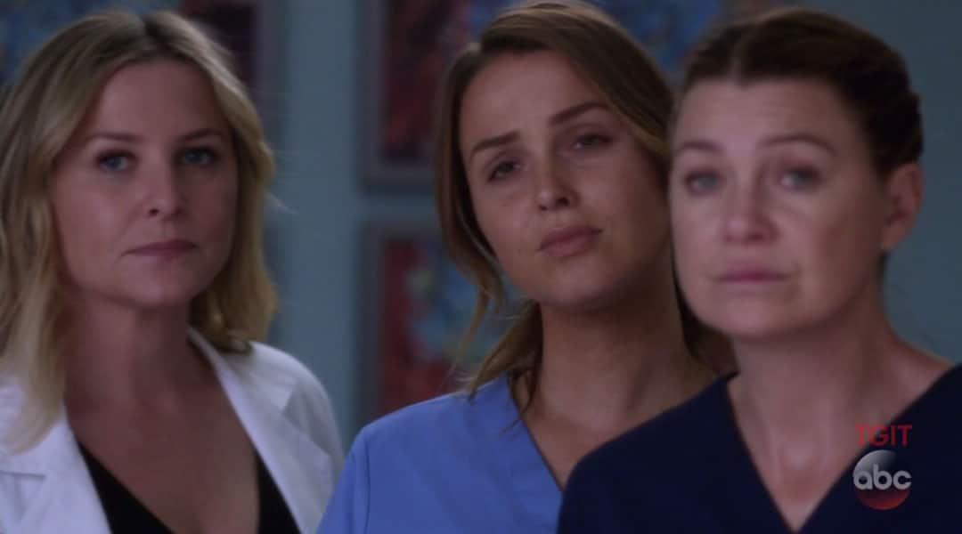Arizona, Jo y Meredith
