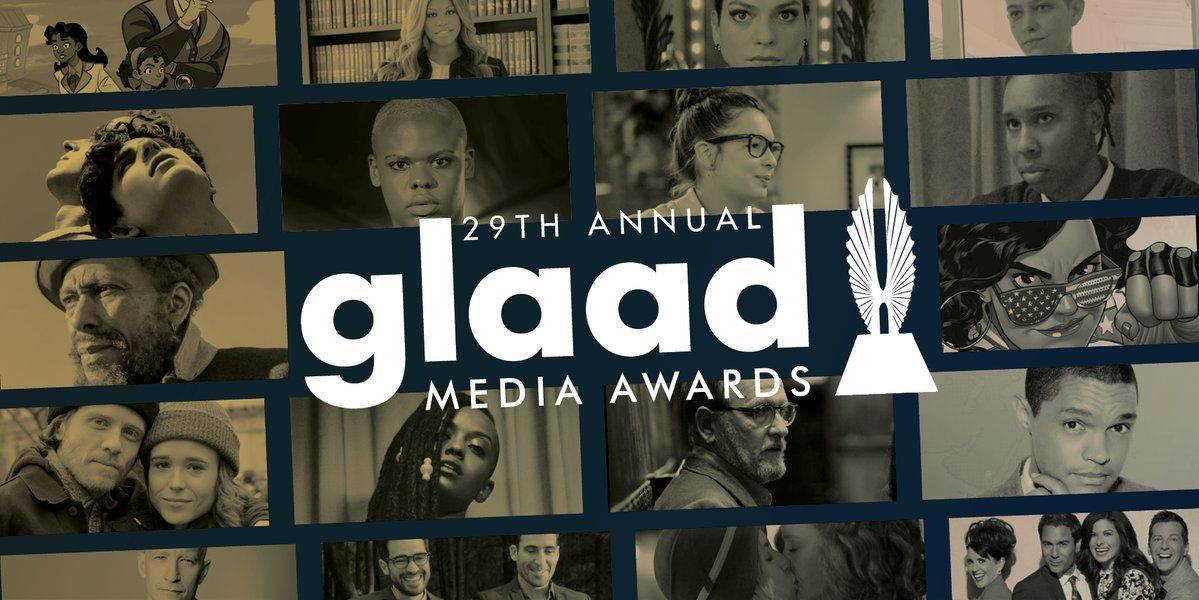 Las nominaciones a los GLAAD Media Awards 2018