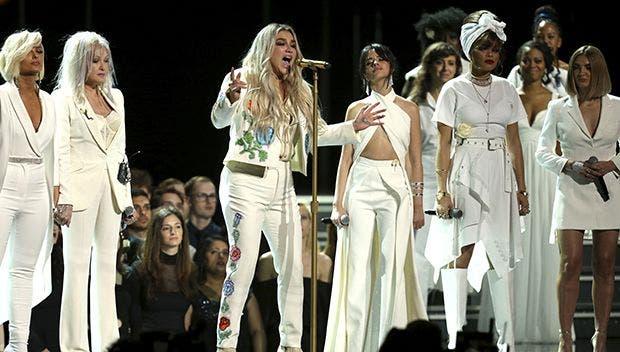 Kesha, Lady Gaga y lo que le falta por mejorar a los Grammy