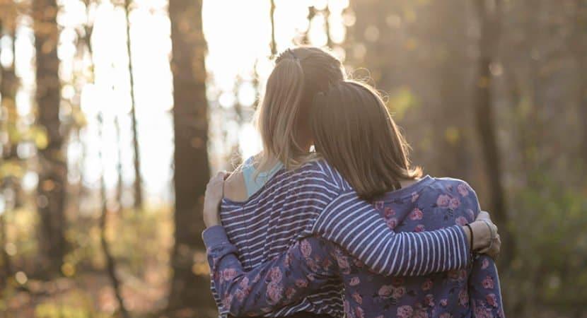 Cómo apoyar a tu novia en momentos difíciles