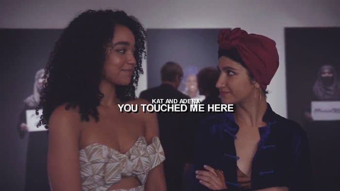Kat y Adena resumen capítulo 1×02 The Bold Type