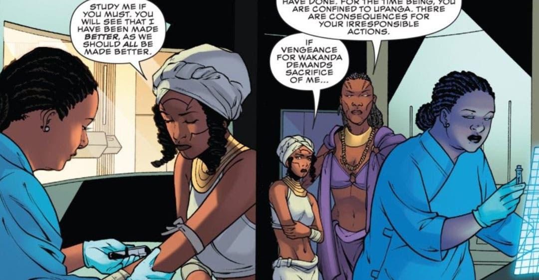 Black Panther: World Of Wakanda 4